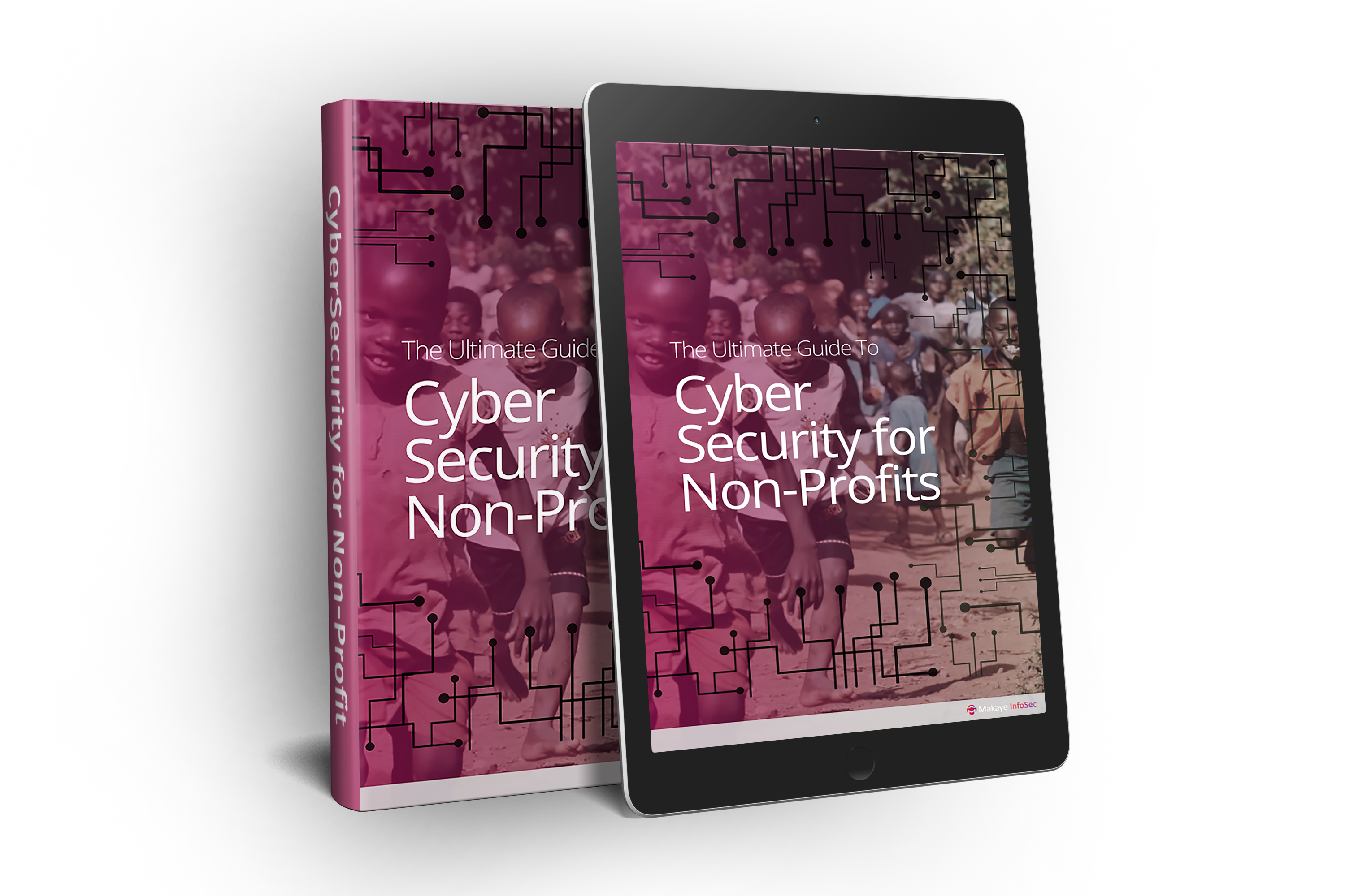 The Ultimate Guide To Cyber Security For Non-Profits Cover